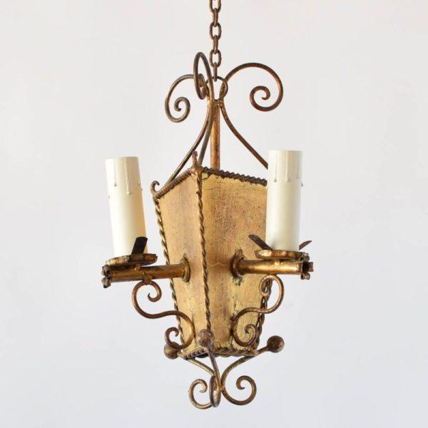 gold pendant spain