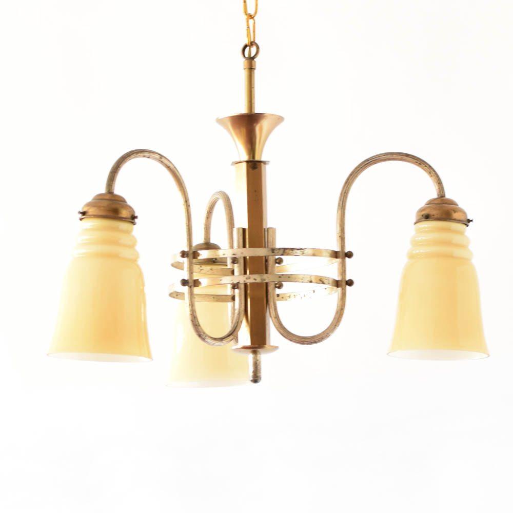 Downlight art deco pendant the big chandelier downlight art deco pendant antique vintage old mozeypictures Choice Image