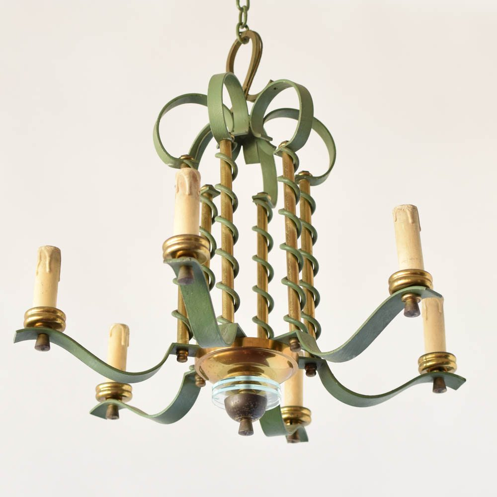 Ironbrass chandelier the big chandelier aloadofball