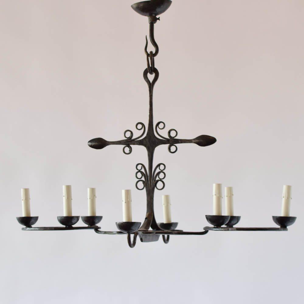 arts and crafts chandelier. European Arts \u0026 Crafts Chandelier. 🔍. $925 And Chandelier