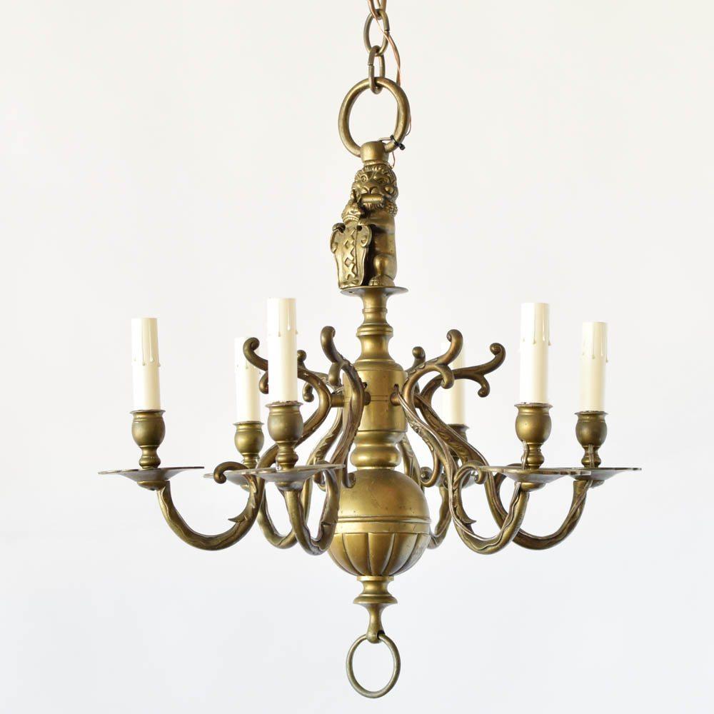 Dutch bronze chandelier with amsterdam xxx the big chandelier arubaitofo Image collections