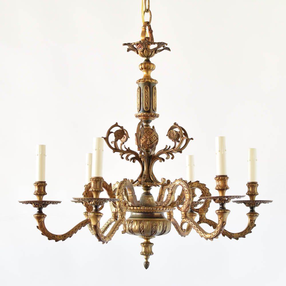 Rococo Rectangular Chandelier: Best Photos Wallpaper Imagebee.Co