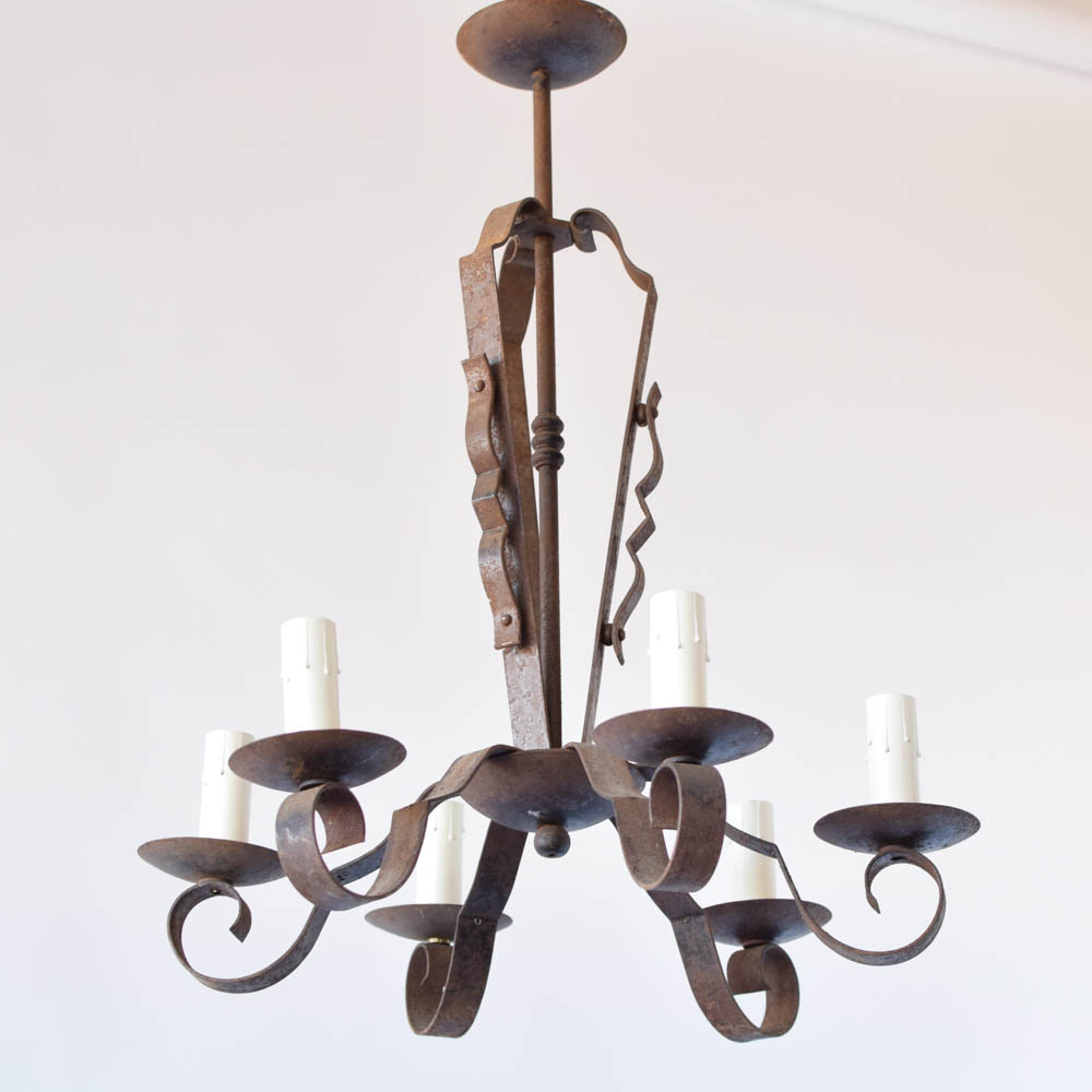 Tall iron chandelier the big chandelier tall french iron chandelier 625 arubaitofo Choice Image