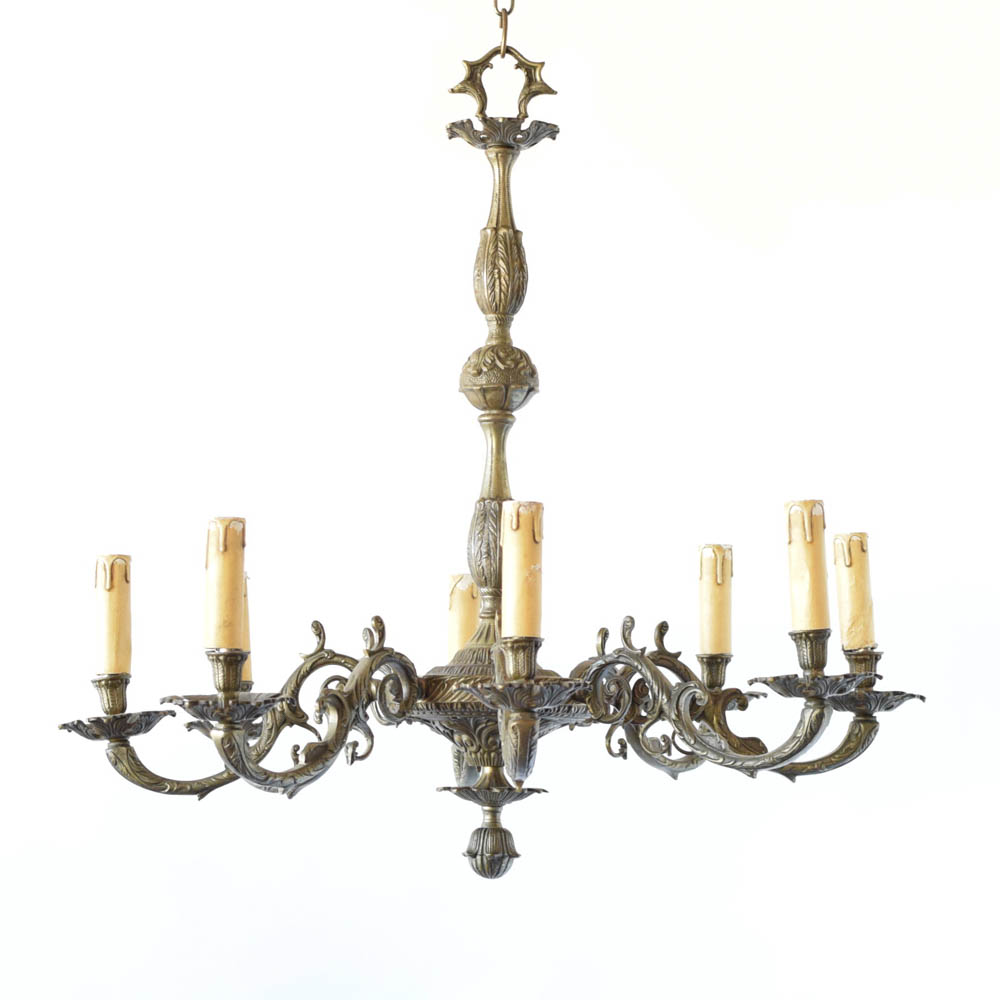 Large bronze chandelier the big chandelier french chandelier with roccoco arms arubaitofo Images