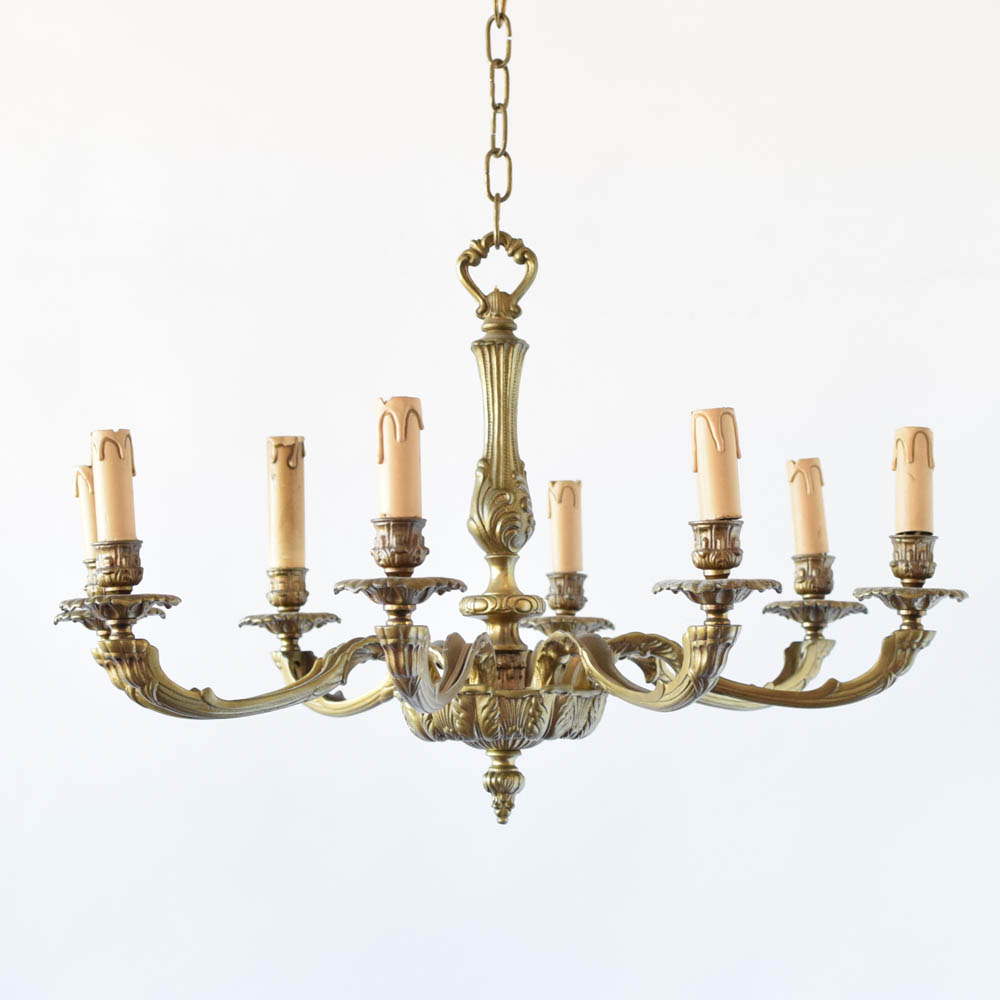 Flat bronze chandelier the big chandelier bronze chandelier from belgium arubaitofo Images
