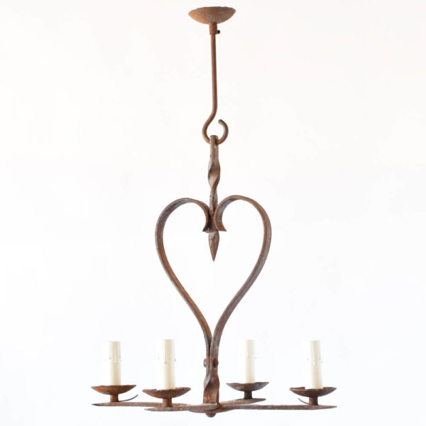 Simple Chandelier from France