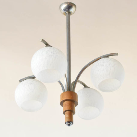 Art deco Chandelier from France