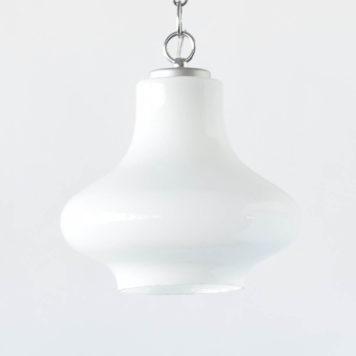 Mid century pendant light from Russia