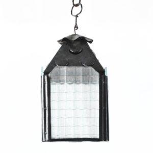 simple iron lantern from spain