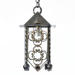 iron Lantern from France