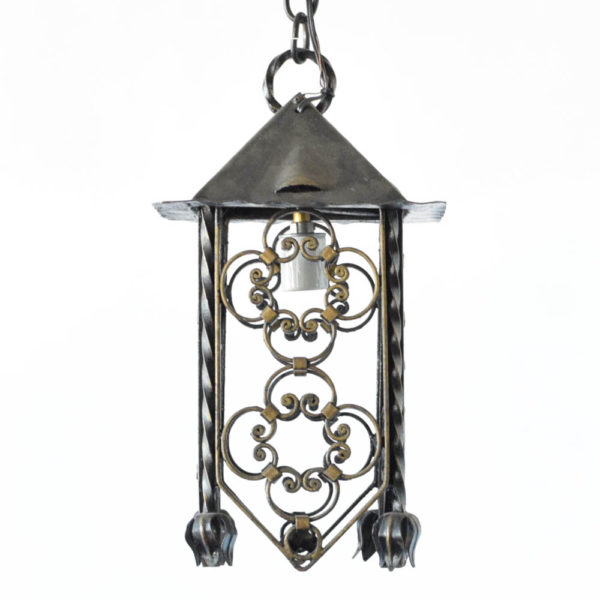 iron Lantern from France
