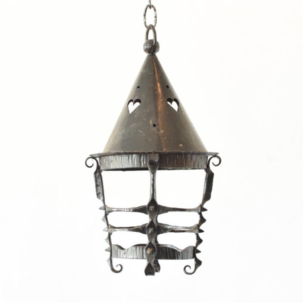 Simple Iron lantern fro Europe