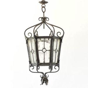 Large Iron lantern from France