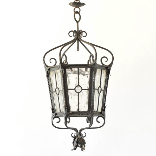 Large Iron lantern from France