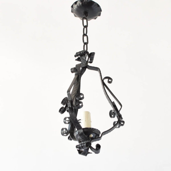 Pair of Rustic French Lanterns