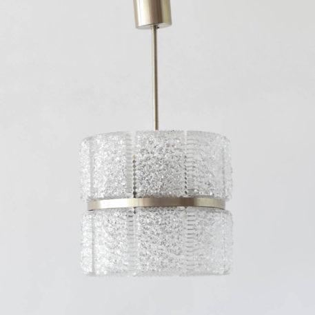 Min Century Modern Italian Glass Pendant