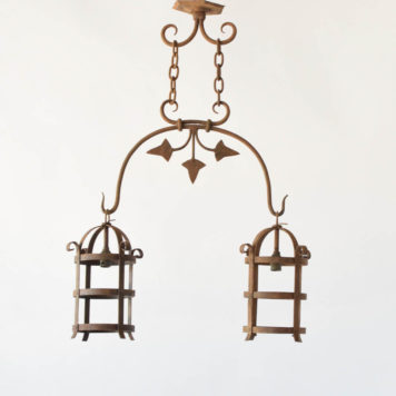 Antique French Bistro Lights