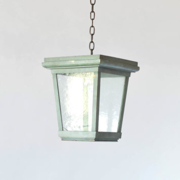Vintage Bronze lantern