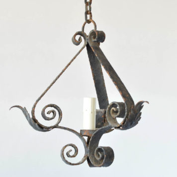 Iron Pendant from Spain
