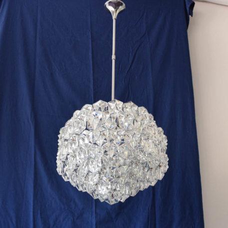 Kinkeldey Crystal Pendant from Germany